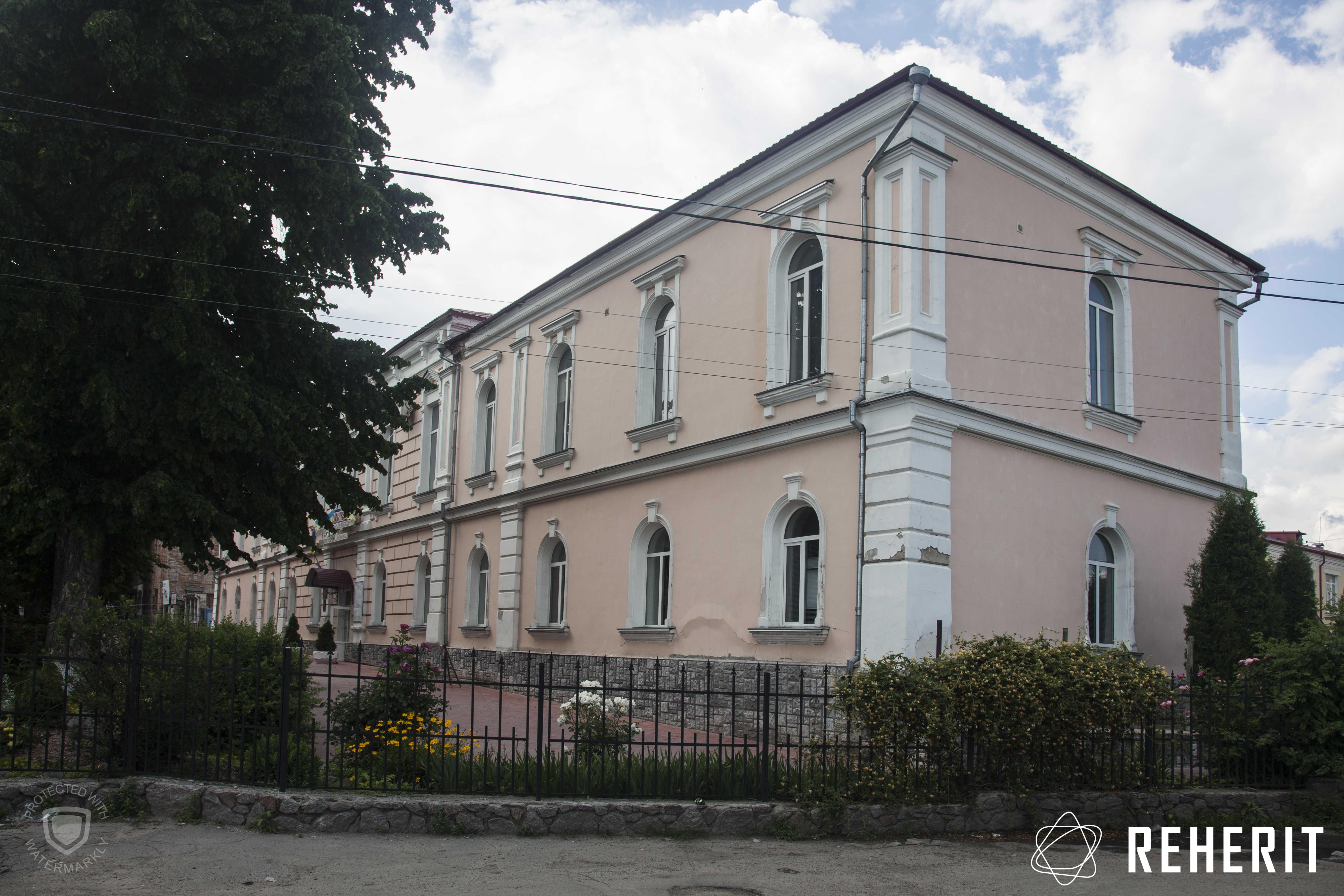Вище міське народне училище