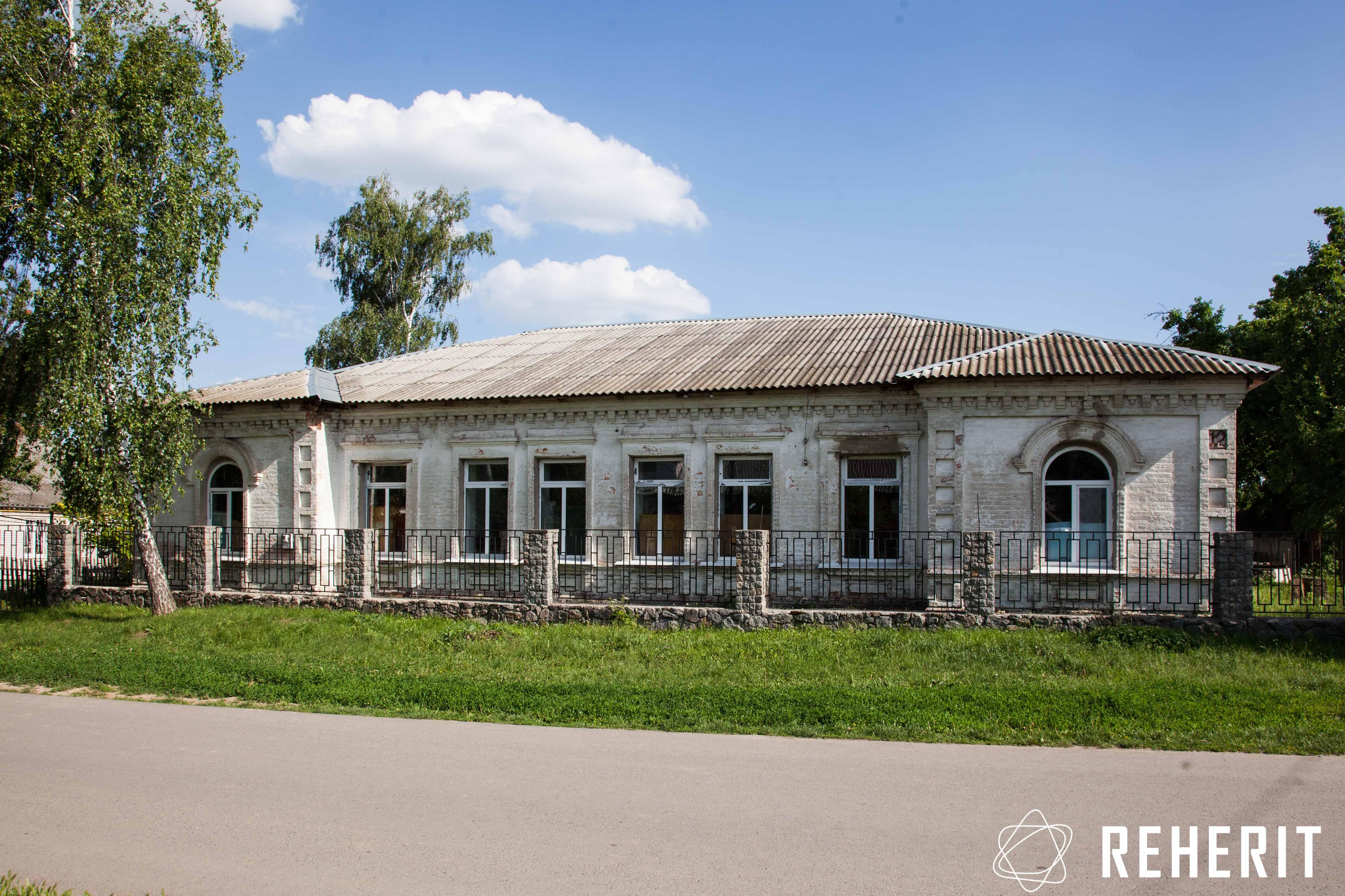 Приватний будинок Корнилія Смолича