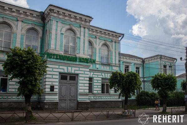 Чоловіча гімназія за проектом Владислава Городецького