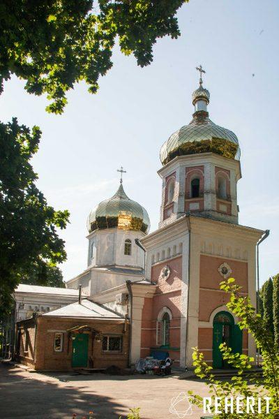 Парафіяльна церква Іоанна Богослова