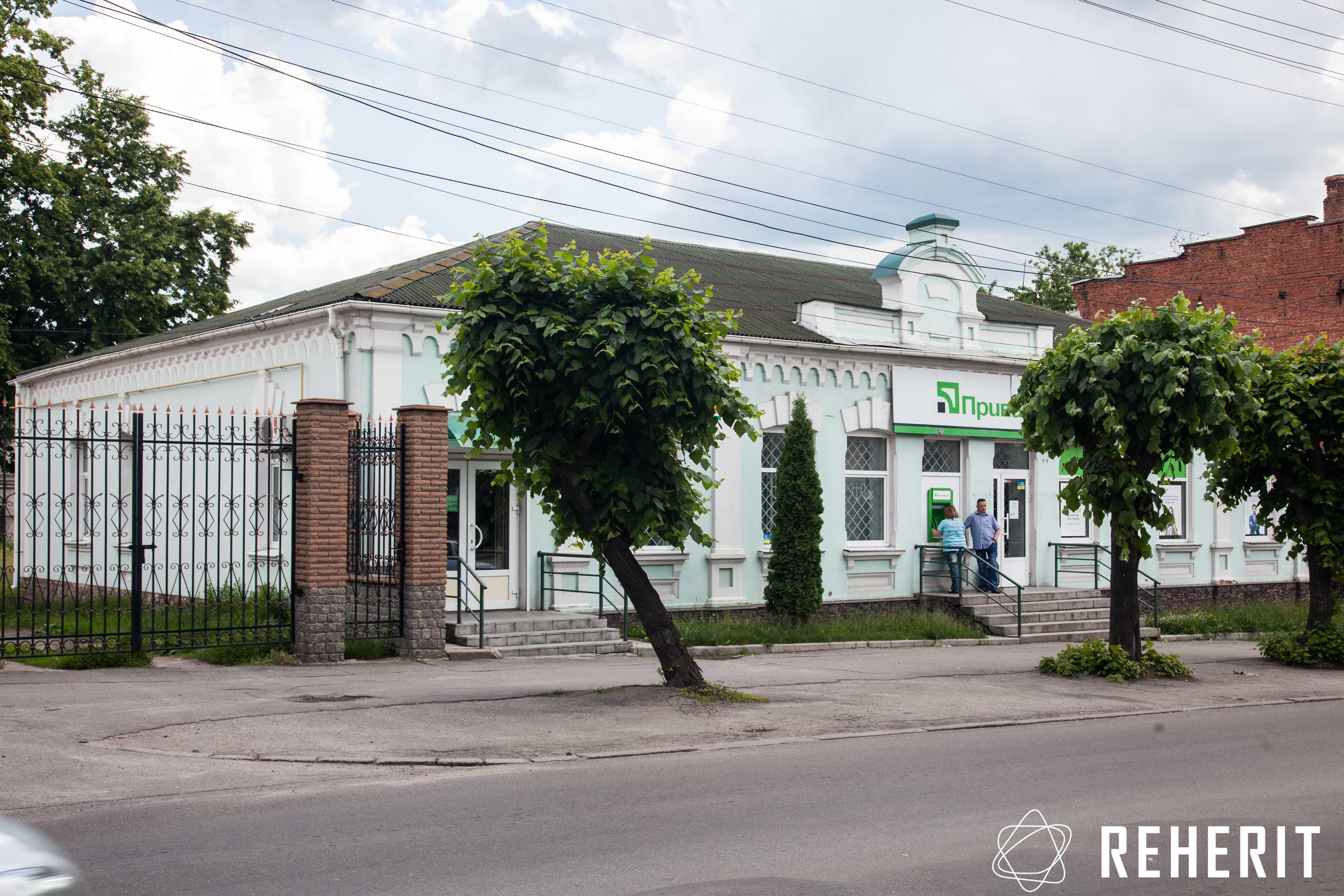 Будинок Умансько-Липовецького товариства