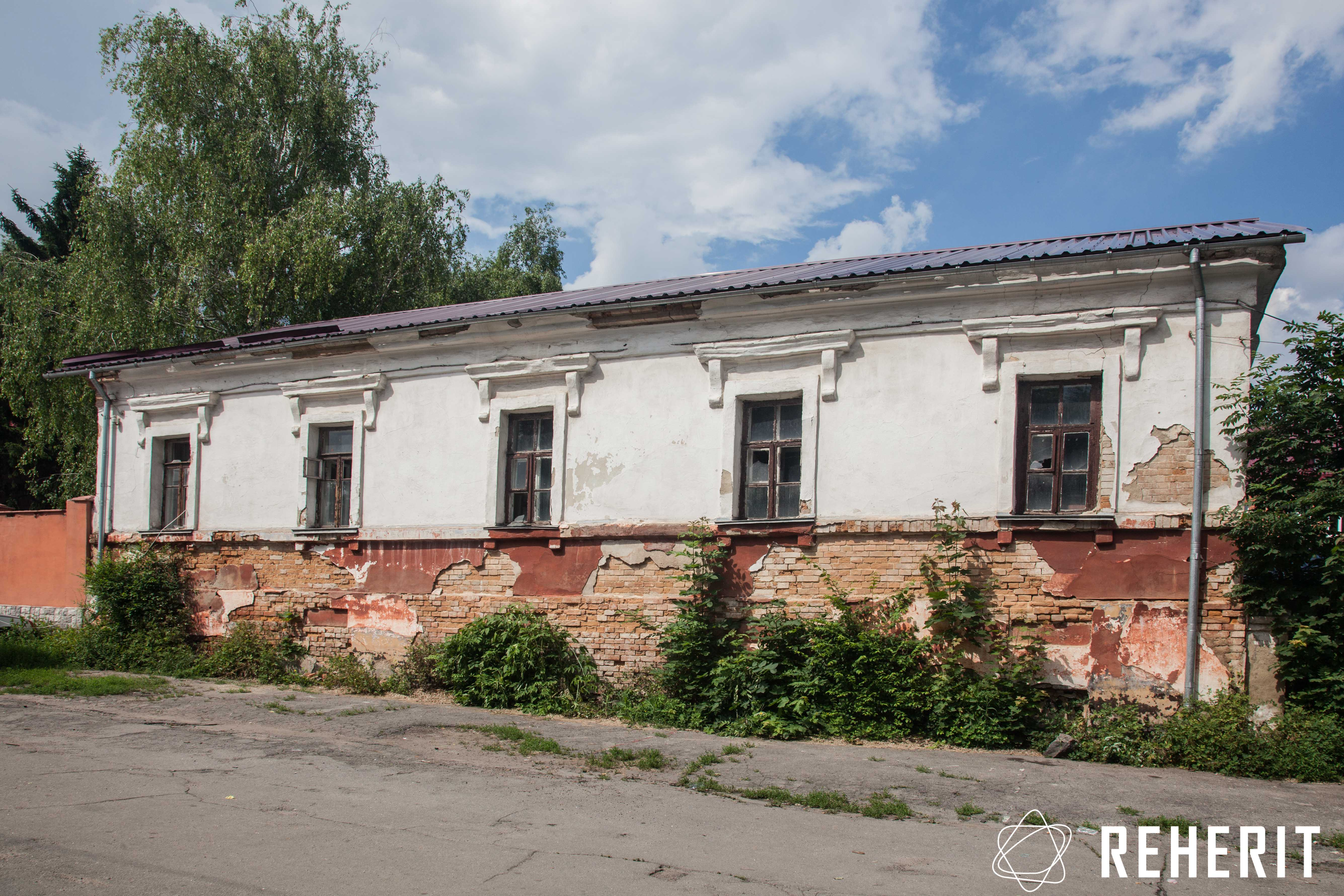Монастирський будинок
