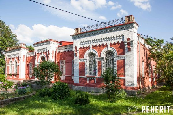 Будинок Максимчика (садиба поч. ХХ ст.)