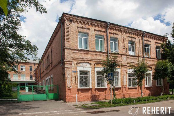 Жіноча гімназія Олександри Левицької