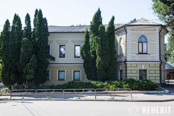 Прибутковий будинок початок ХХ століття
