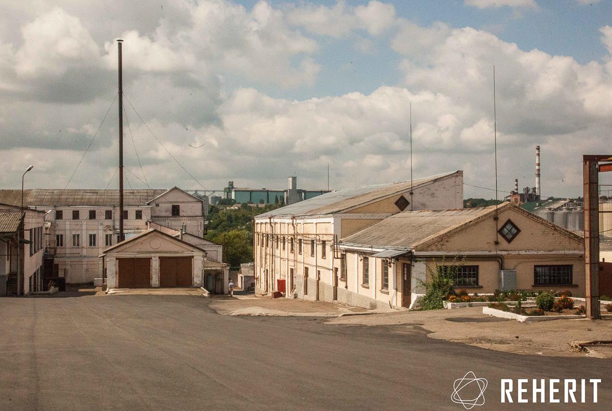 Виробничий корпус заводу кін. ХІХ ст.